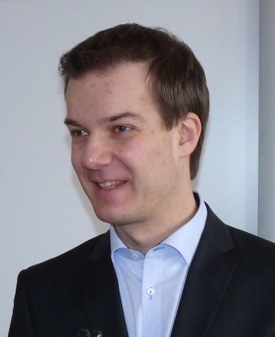 Photo of Matthias Meier